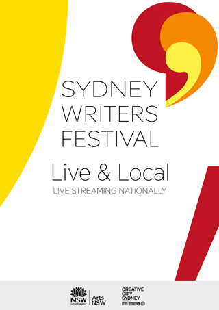Live Webcast - The Sydney Writers Festival 2016