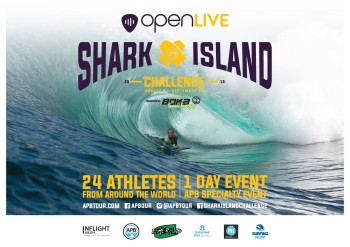 The International Shark Island Event