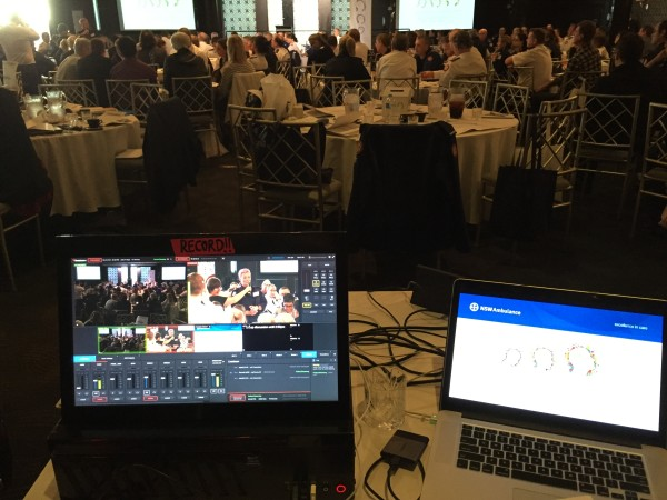 Live Stream Your Event with a Switcher
