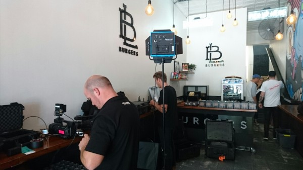 BL Burgers Live Streaming