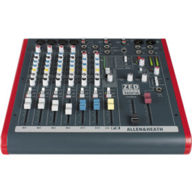 Allen and Heath ZEDI -10 Audio Mixer - Go Live Australia