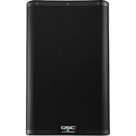 QSC K.2 Series K10.2 Powered Speaker 10″+1″2000W Front - Go Live Australia