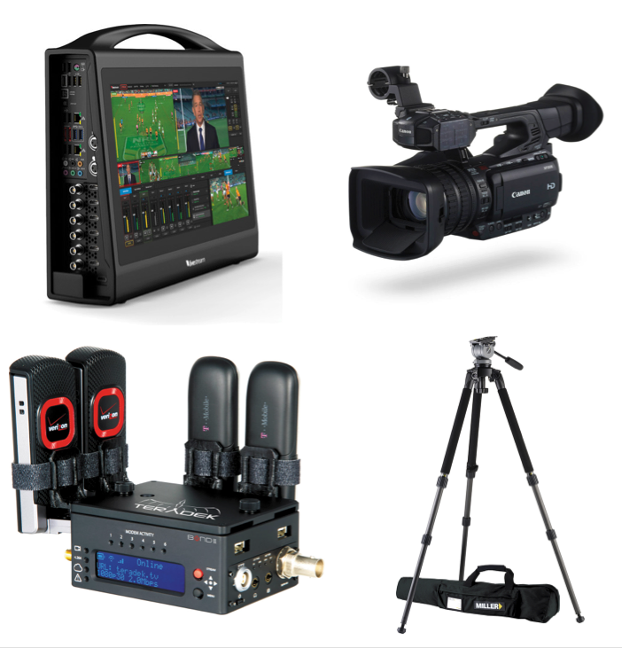 Professional Live Streaming Kit - Go Live Australia