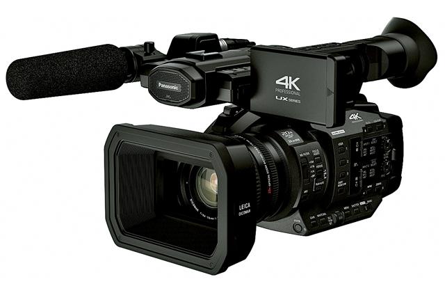 Panasonic 4k AG – UX 180 Premium Professional Camcorder - Go Live Australia