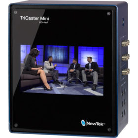 NewTek TriCaster Mini Advanced HD-4 SDI - Go Live Australia