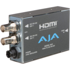 AJA HDMI TO SD/HD-SDI VIDEO - Go Live Australia