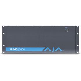 KUMO 6464 Compact 64×64 3G-SDI Router - Go Live Australia