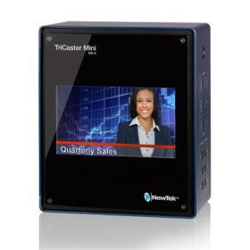 NewTek TriCaster Mini Advanced HD-4i - Go Live Australia