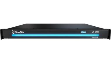 NewTek TalkShow VS 4000 Multi-Channel Video Calling System - Go Live Australia