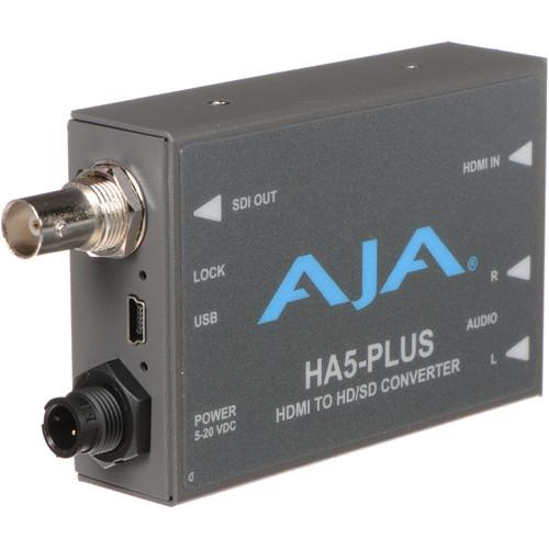 AJA HA5 PLUS HDMI TO SDI MINI CONVERTER - Go Live Australia