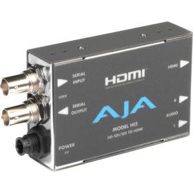 AJA HI5 HD/SD-SDI TO HDMI - Go Live Australia