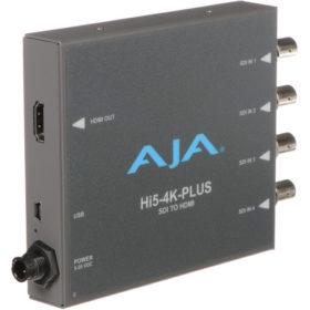 AJA HI5-4K-PLUS - Go Live Australia