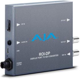 AJA ROI-DP DisplayPort to SDI Mini-Converter - Go Live Australia