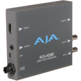 AJA ROI – HDMI Mini Converter - Go Live Australia