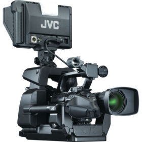 Broadcast and Professional Cameras
