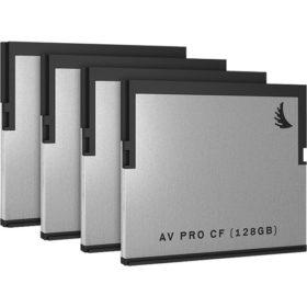 AV Pro CFast 2.0 Cards
