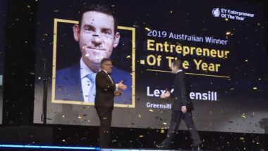 EY Entrepreneur of the Year Awards Night 2019